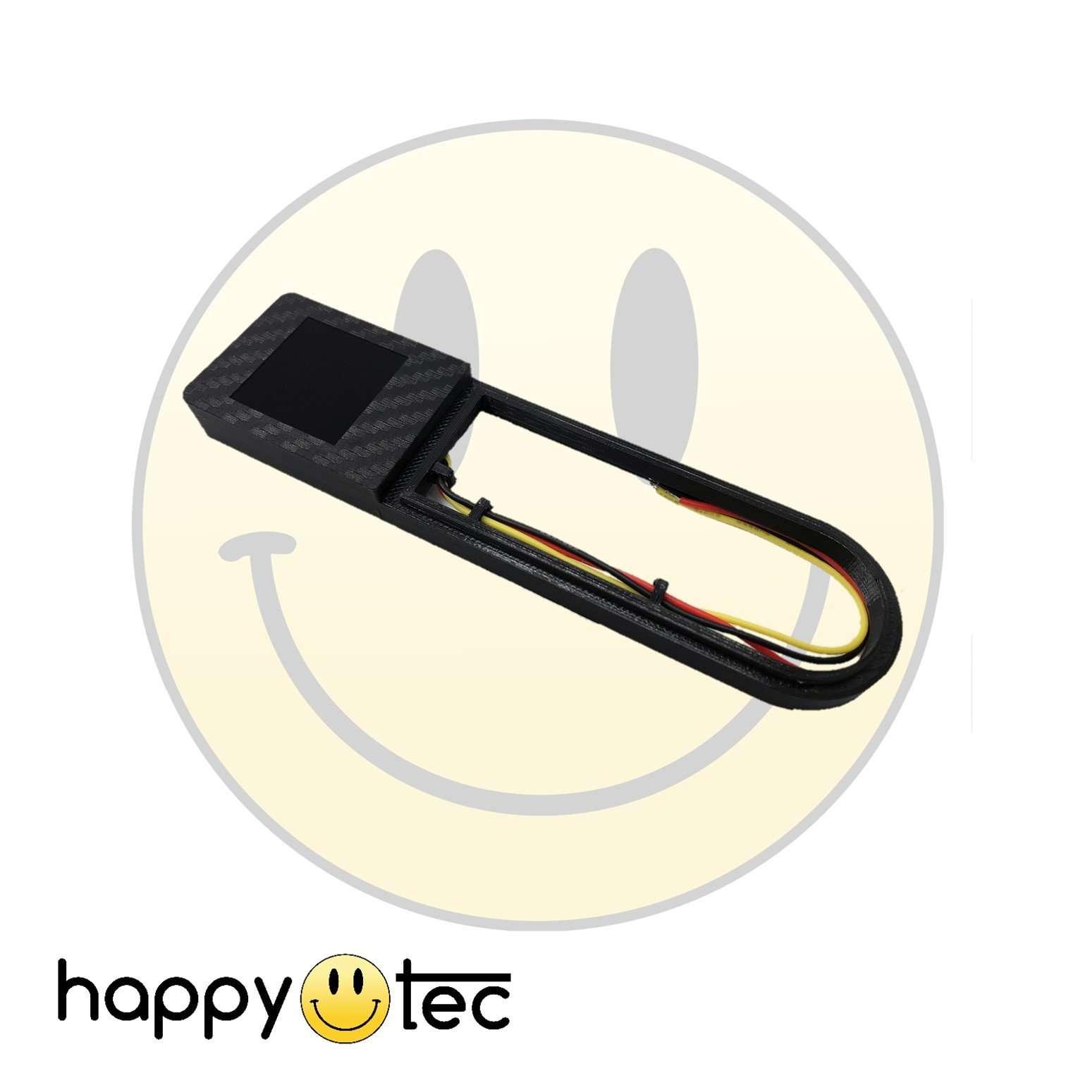 Dashboard aggiuntiva per monopattini Xiaomi