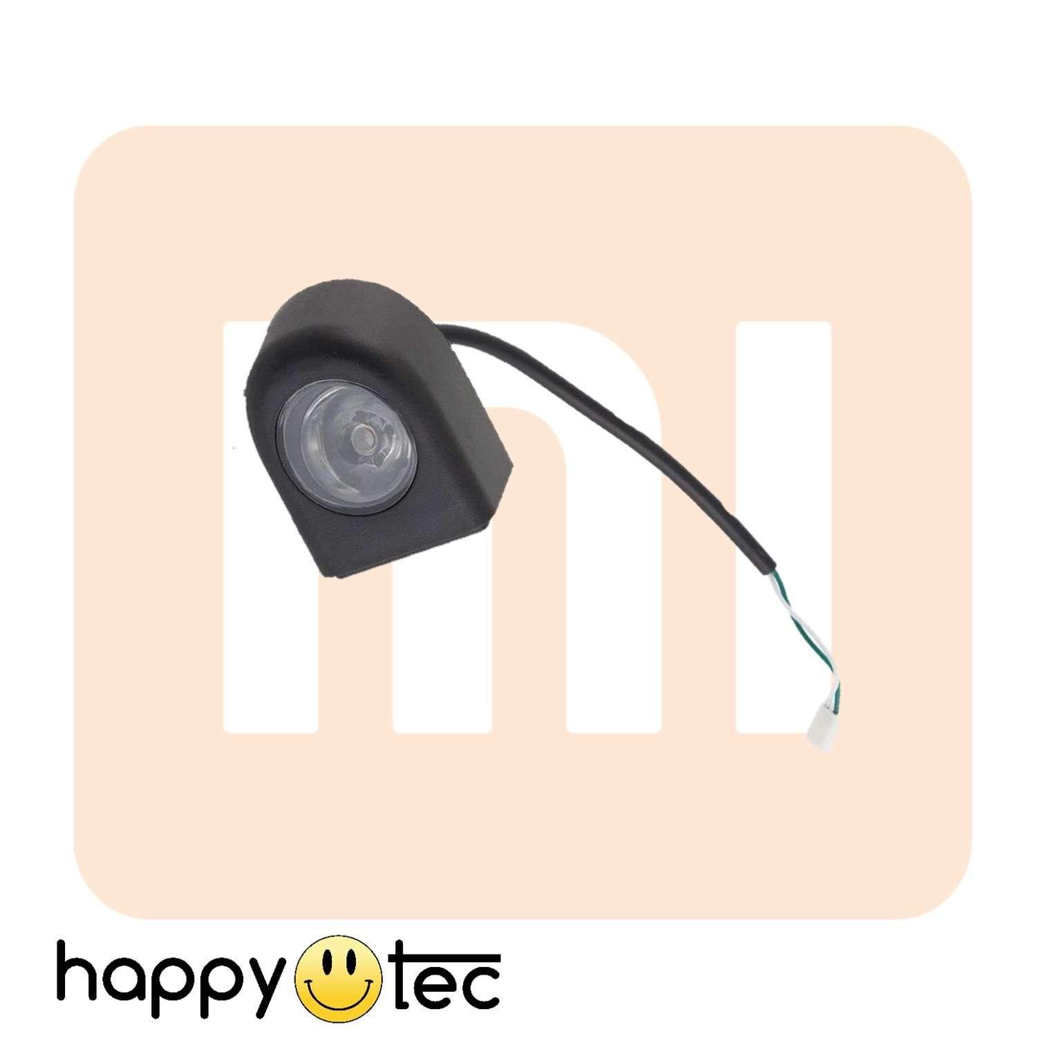 Faro anteriore a LED per monopattini Xiaomi e cloni