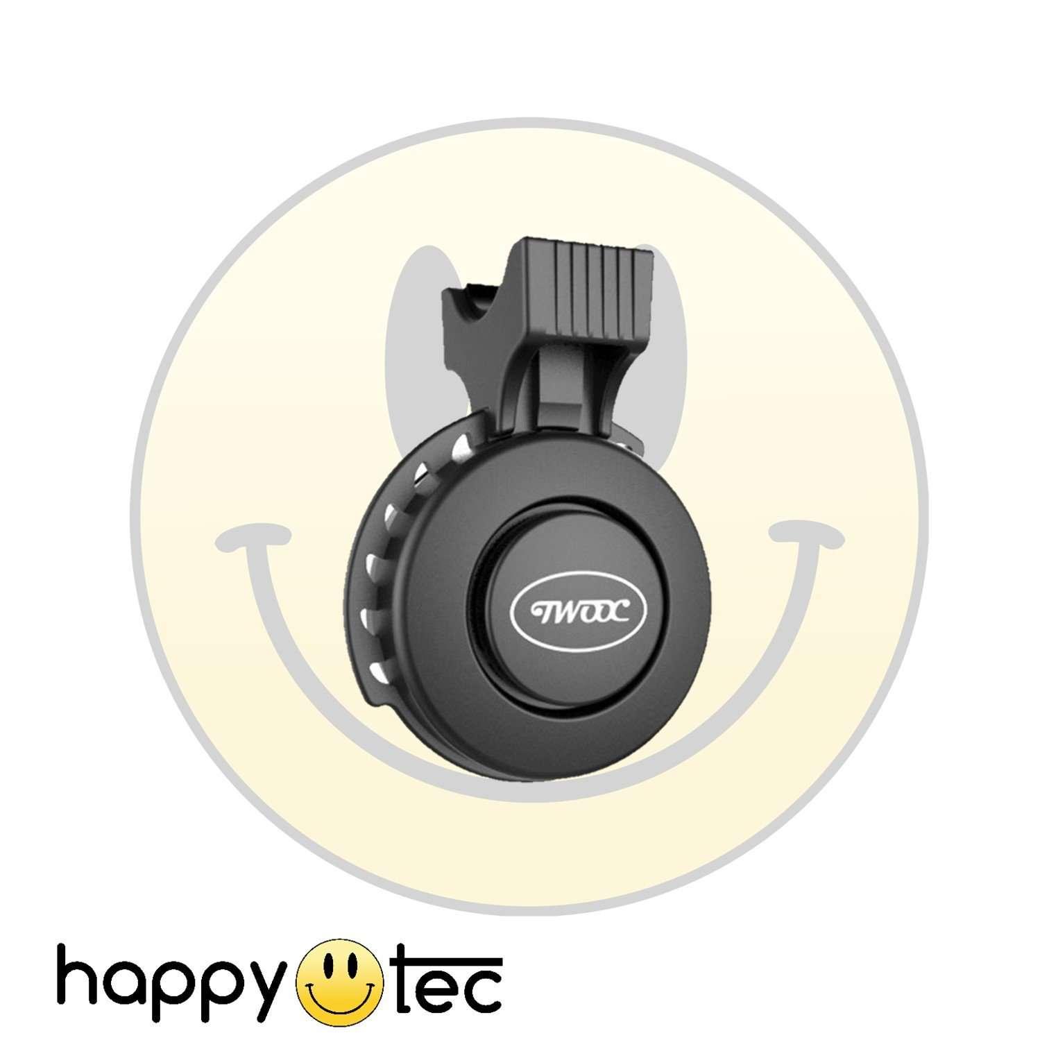 Campanello acustico elettronico Twooc | Nero