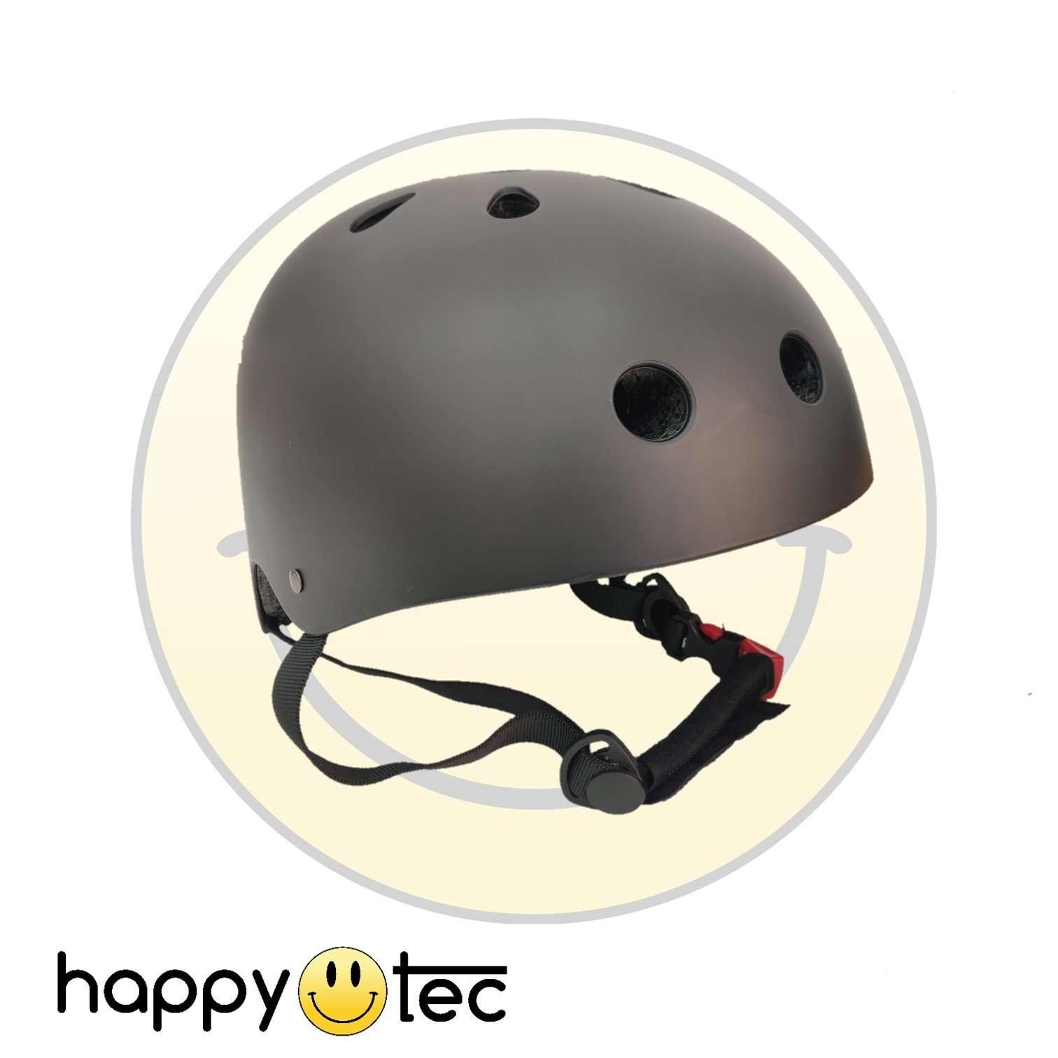 Casco per bici o monopattini | Nero