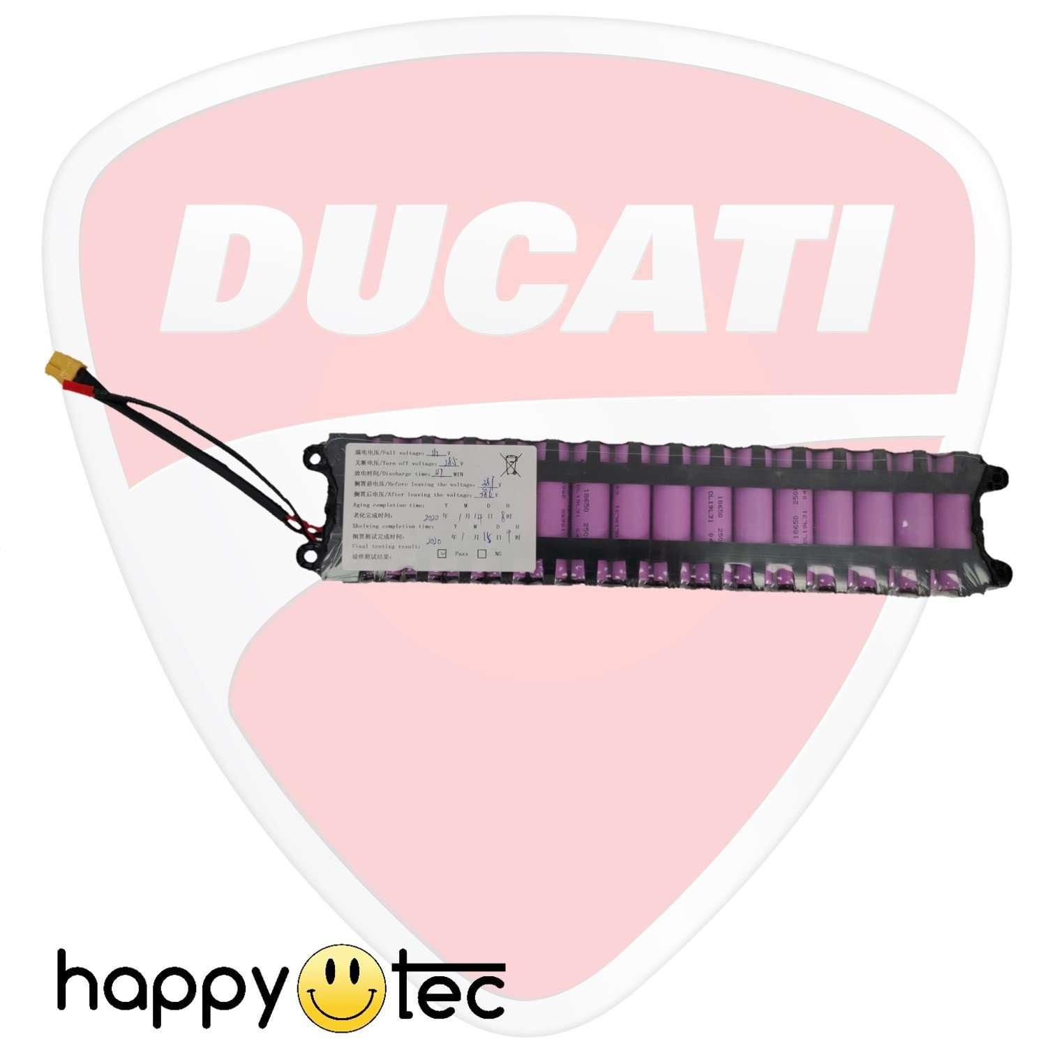 Batteria di ricambio originale per monopattini Ducati (Mod. XT30)