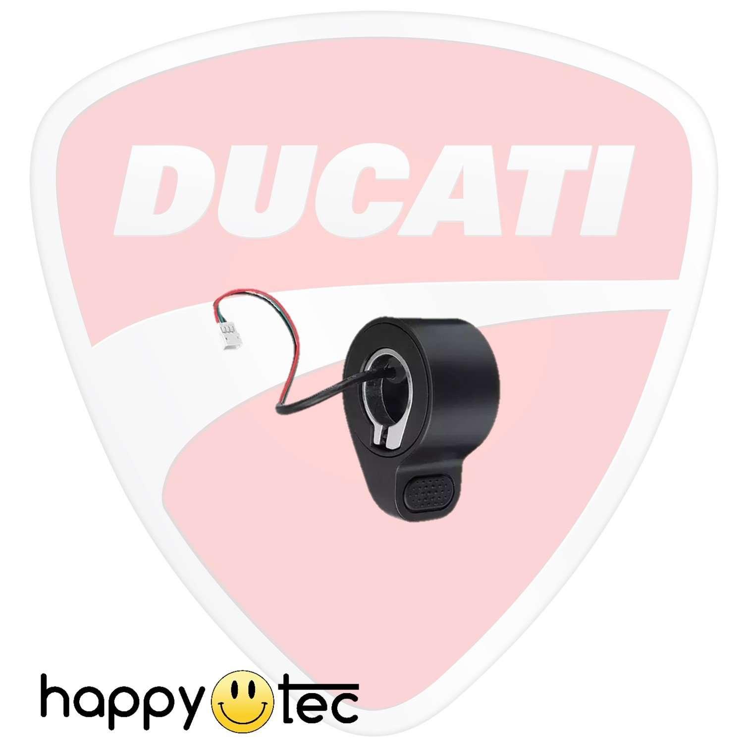 Acceleratore originale per monopattini Ducati