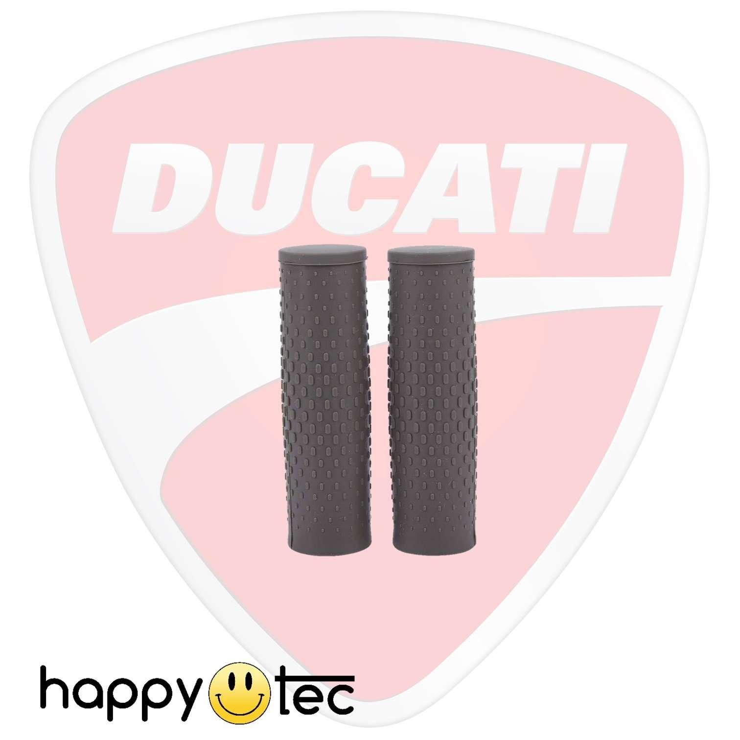 Manopole originali in gomma per monopattini Ducati