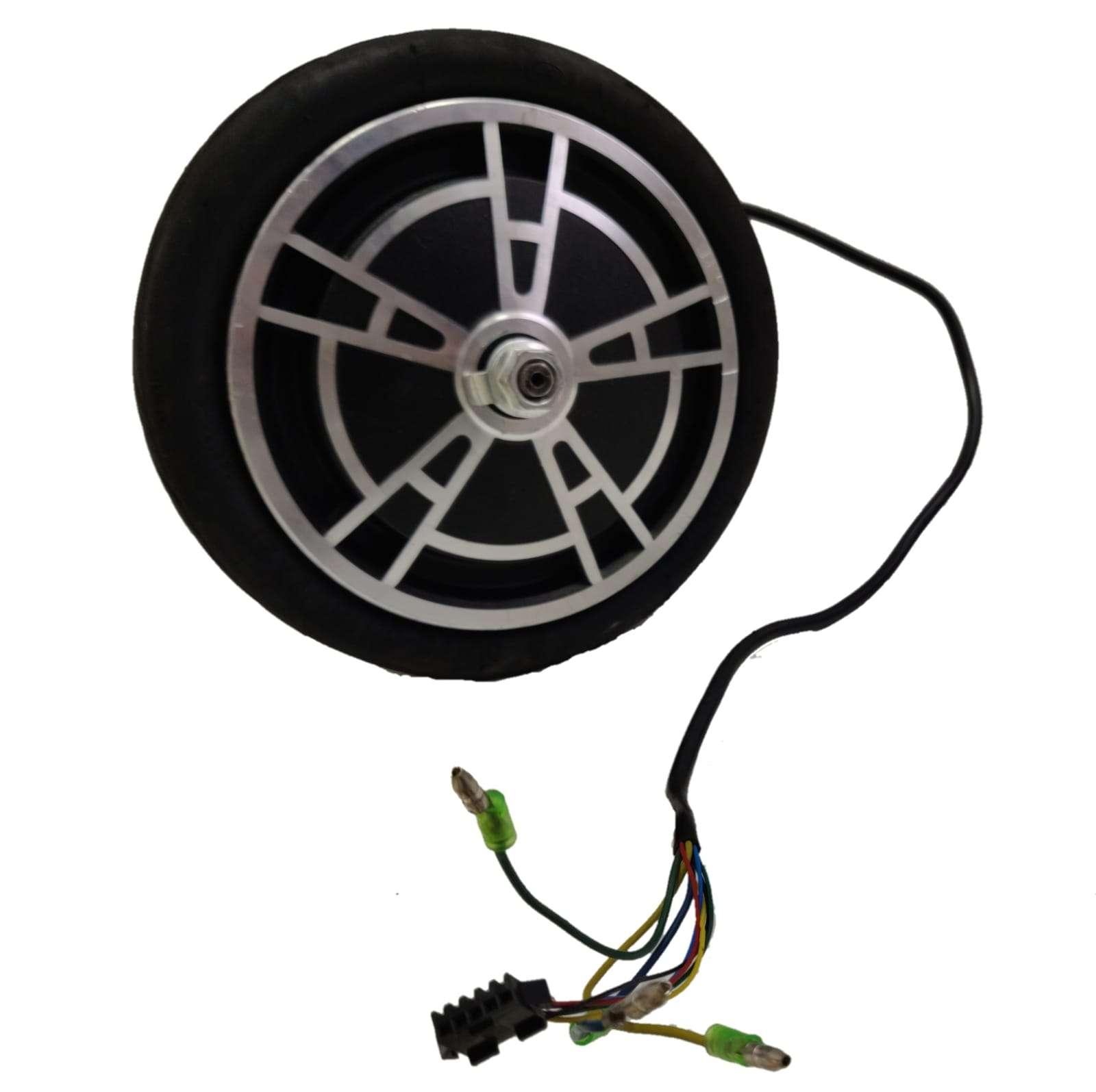 MyTender | Classic | Cerchio anteriore con motore
