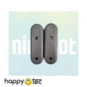 Ninebot G30 Max Coppia coperture viti in plastica Nero