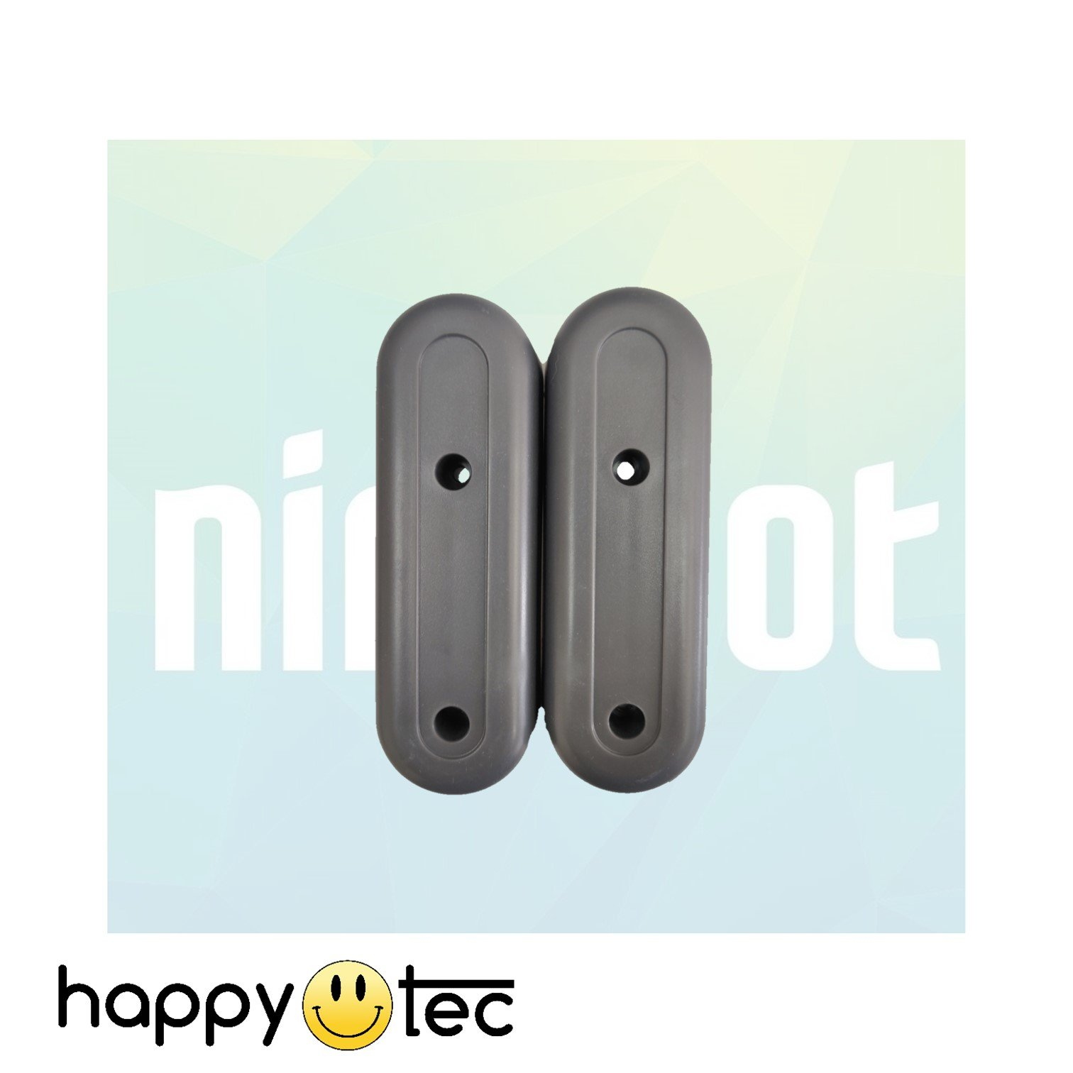 Ninebot | G30 | Coppia coperture viti in plastica | Nero