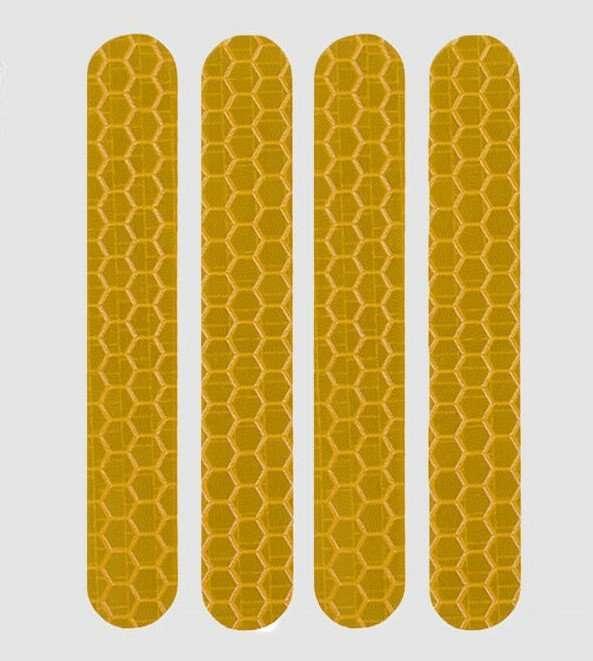 Ninebot | G30 Max | Adesivi catarifrangenti | Giallo
