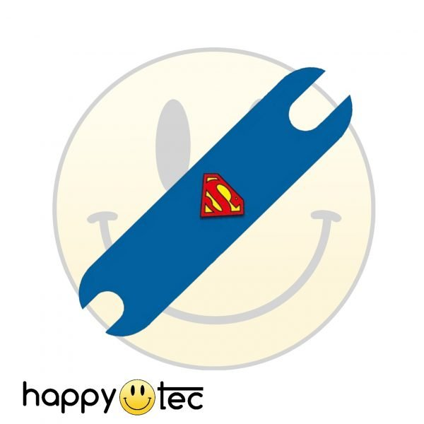 Adesivo antiscivolo per pedana Xiaomi e cloni (Superman)