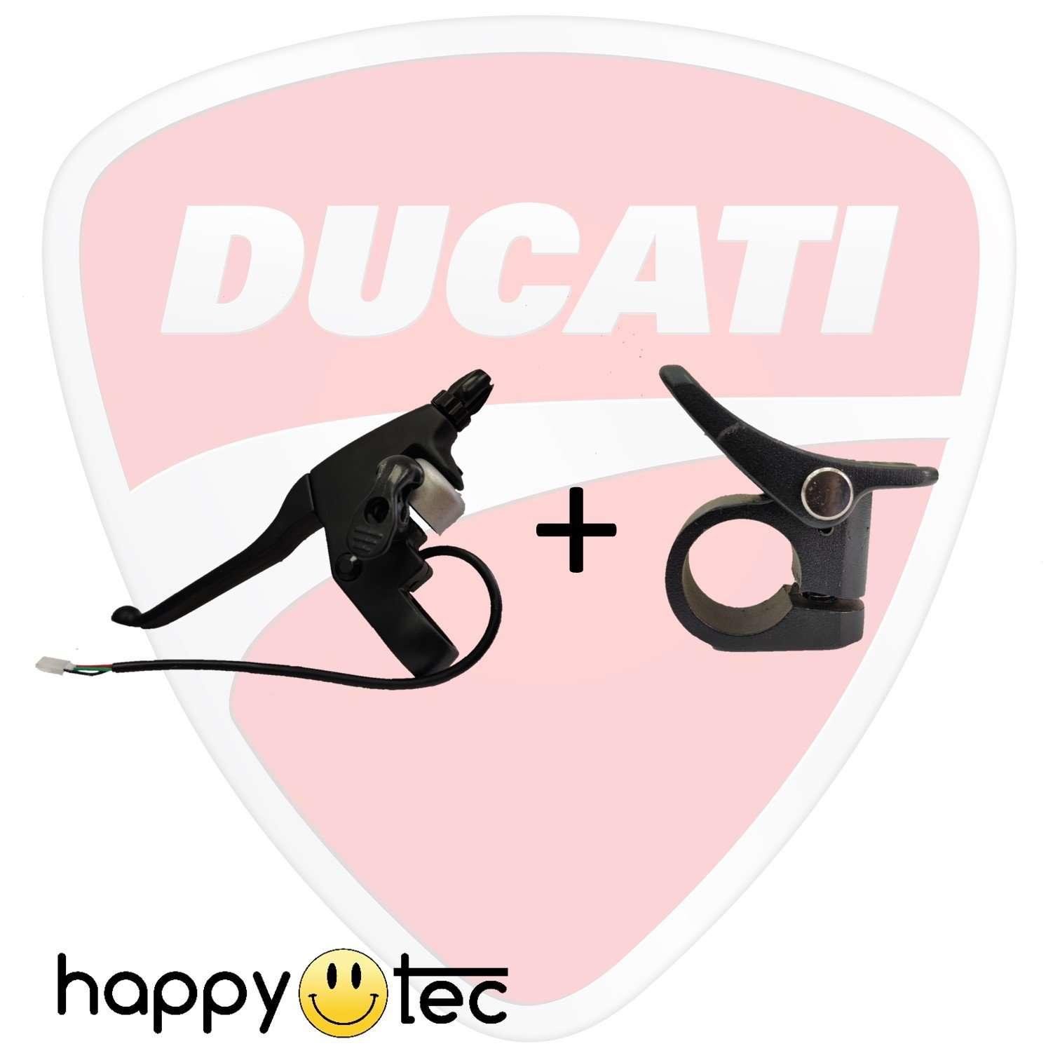Kit leva freno e gancio di chiusura per Ducati Pro 1 Plus