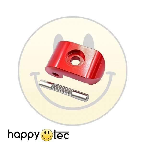 Xiaomi Gancio pieghevole rinforzato + Perno chiusura asta Rosso