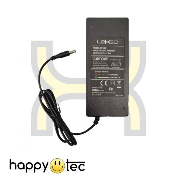 Lexgo R9 Lite - R9 Pro Caricabatterie originale