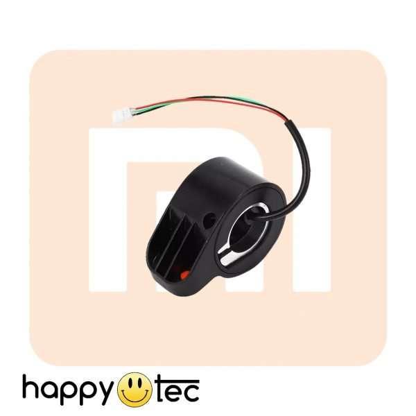 Acceleratore di ricambio per monopattini Xiaomi Rosso