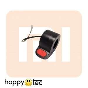 Acceleratore di ricambio per monopattino Xiaomi Rosso