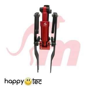 Ammortizzatore anteriore Monorim V4 per monopattini Xiaomi - Pistone rosso