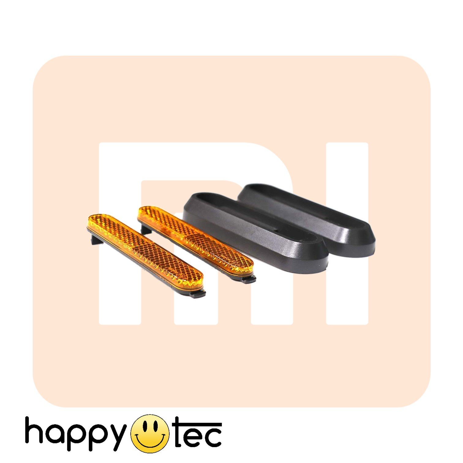 Coppia catarifrangenti posteriori per Xiaomi Essential / 1S / PRO 2