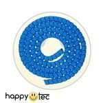 Copri cavi a spirale blu per monopattini Xiaomi