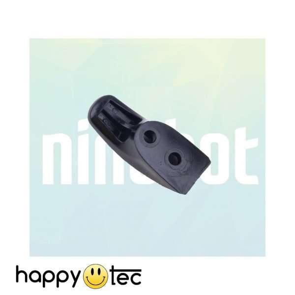 Gancio portaoggetti nero da manubrio per Ninebot Serie ES