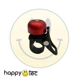 Campanello rosso metallizzato per monopattino elettrico