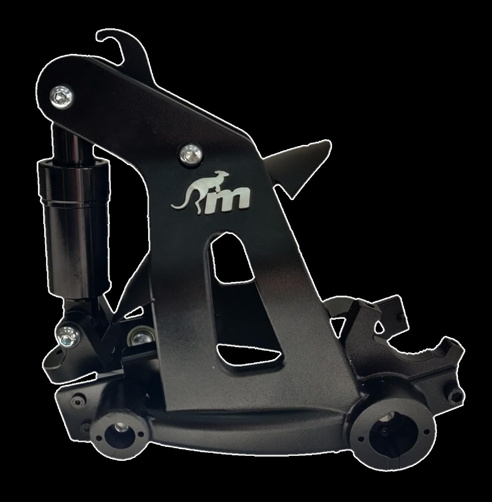 Ammortizzatore posteriore per monopattini Xiaomi - Nero
