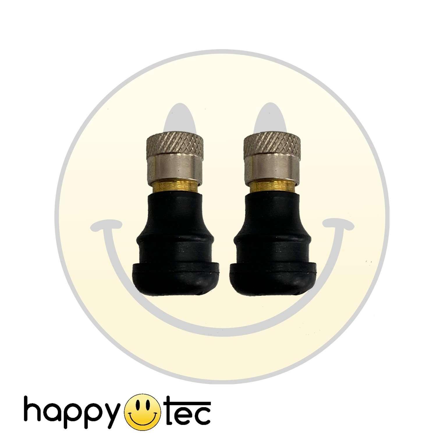 Coppia valvole tubeless per monopattini elettrici