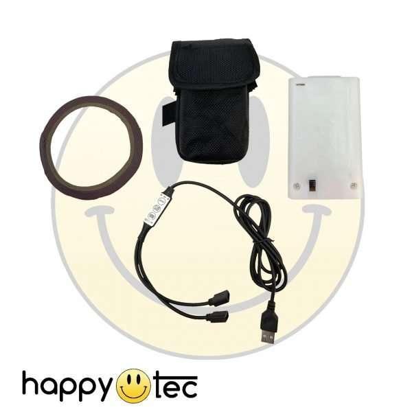 Kit strisce LED sottopedana per monopattino elettrico