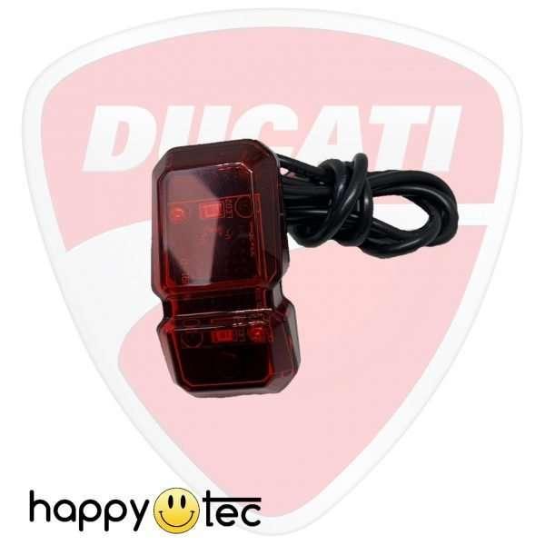 Luce posteriore a LED per monopattino Ducati Pro-II